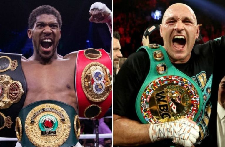 Tyson Fury's Promoter Claims Anthony Joshua Fight Is 'Not A Difficult Fight To Make'