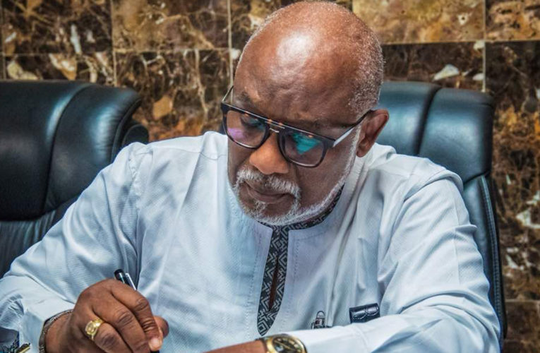 BREAKING: Rotimi Akeredolu Tests Positive For COVID-19