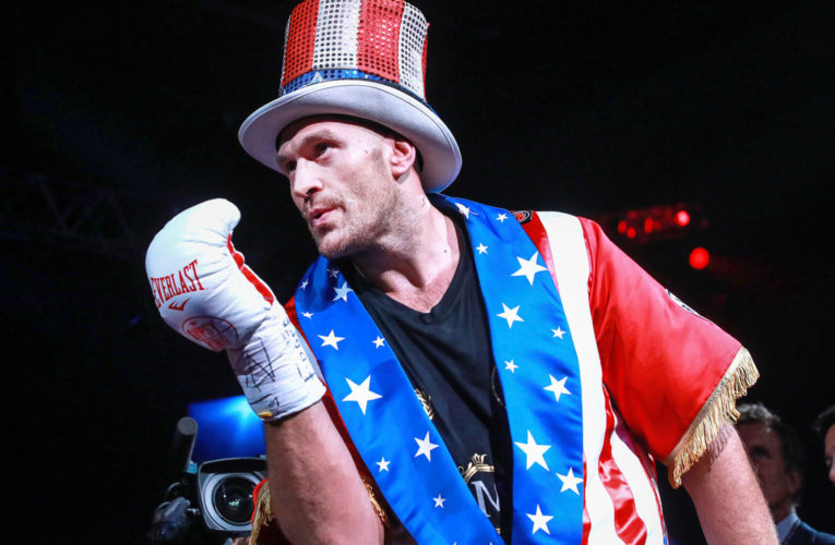 WBC To Contact Tyson Fury To D'status and plans' with Discuss Anthony Joshua, Dillian Whyte Fights