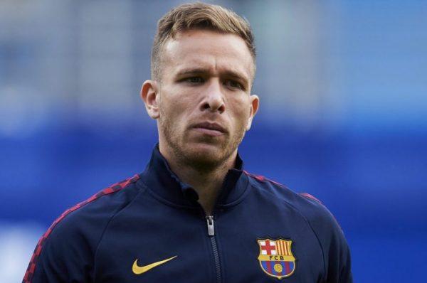 Barcelona Confirms Arthur Melo's $80.98m To Juventus