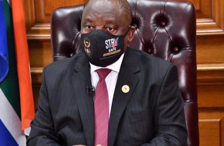 South Africa's Ramaphosa Warns Of 'Tough Times Ahead'