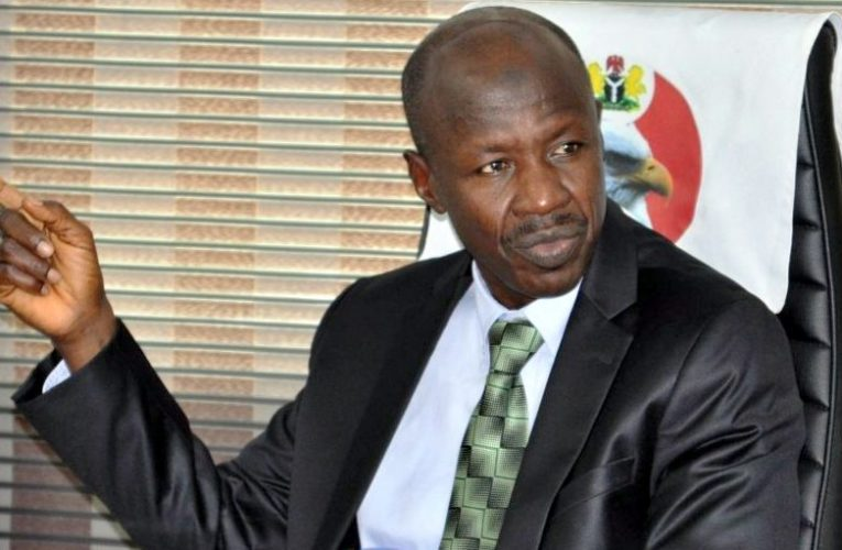 Magu Was Not Arrested But Invited For Questioning–DSS