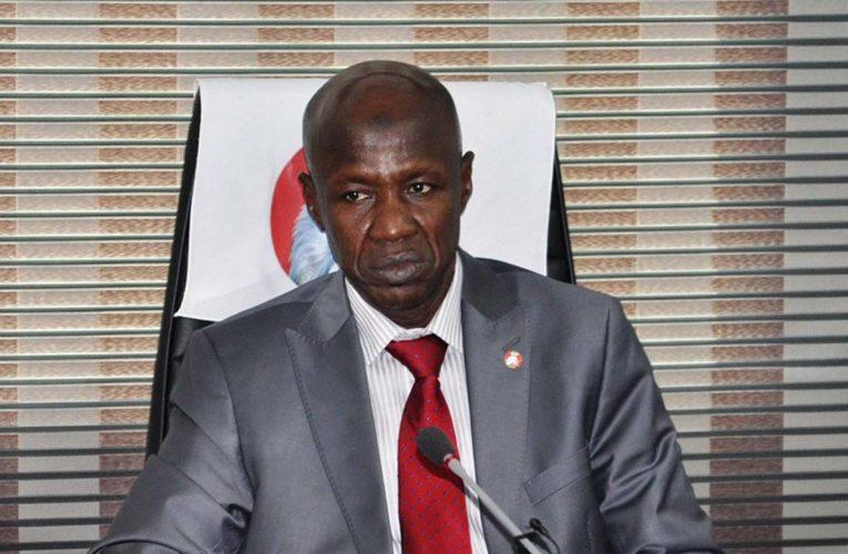 BREAKING: DSS Arrests Acting EFCC Chairman, Ibrahim Magu