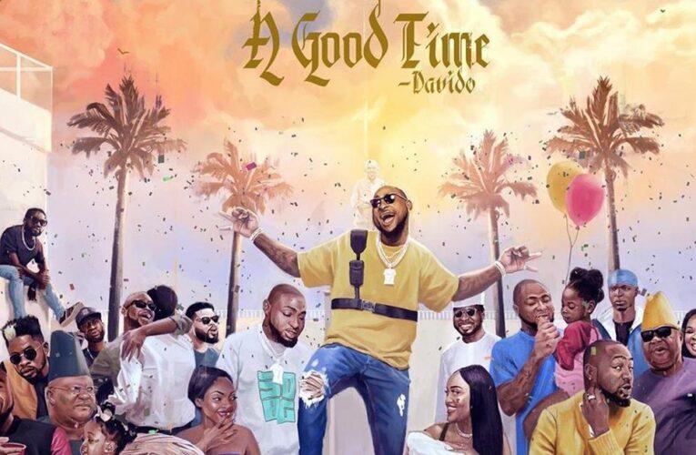 Davido's 'A Good Time' Hits A Billion Streams On All Digital Platforms