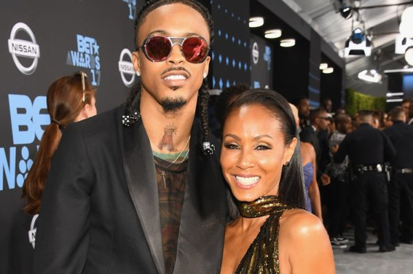 VIDEO: August Alsina Speaks on Past Alleged Romance With Jada Pinkett Smith, Claims Husband, Will Gave His Blessing