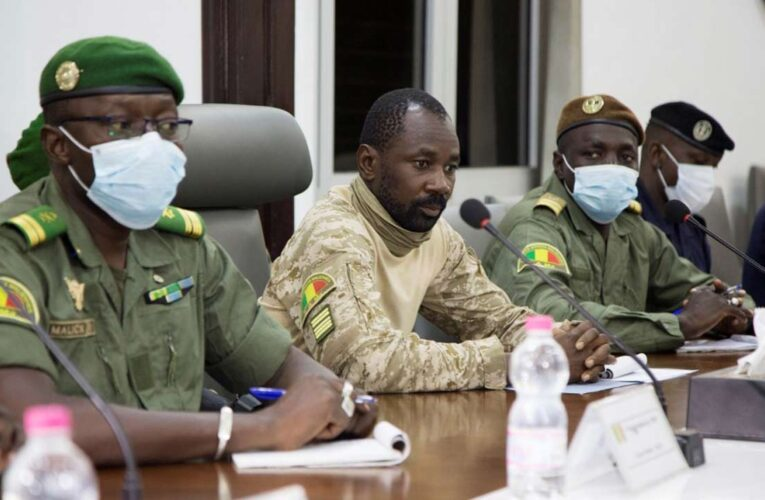 Mali: Military Wants Three-Year Stay In Power, Agrees To Release Keita