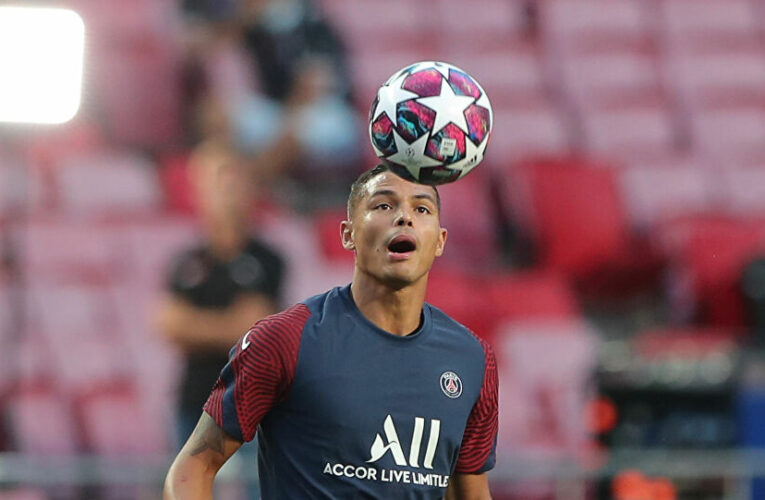 Chelsea Sign Former PSG Defender Thiago Silva On Initial One-Year Deal