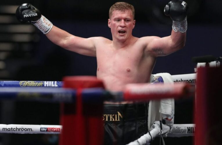 Whyte Stunned By Povetkin As WBC World-Title Shot Disappears