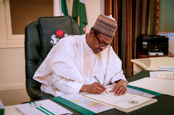President Buhari Approves Transfer of NIMC To Communications Ministry