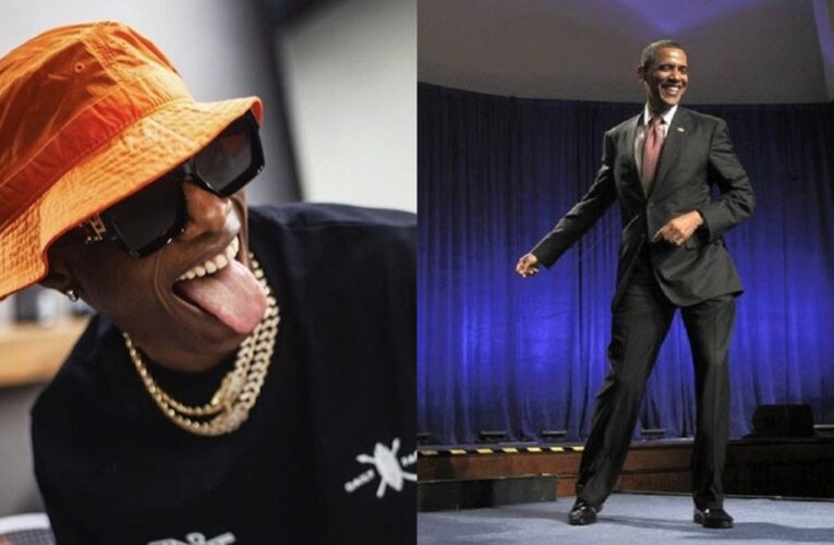 Wizkid Makes Barack Obama's 2020 Summer Playlist With 'Smile'