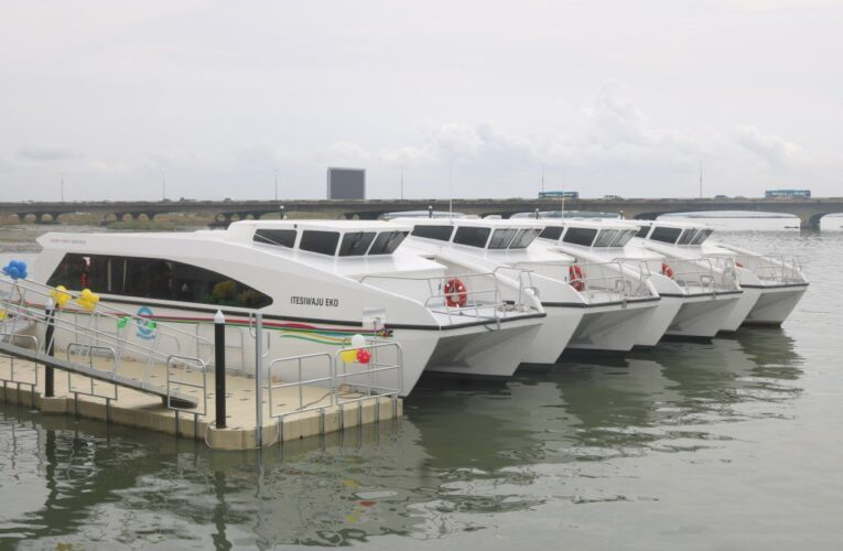 Lagos State Launches Fuel Station For Ferries