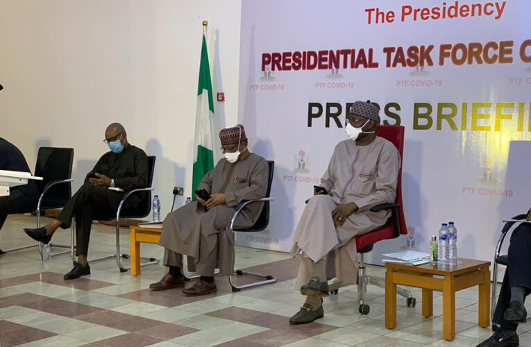 FG Extends Tenure Of PTF On COVID-19 To December