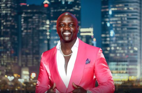 VIDEO: Akon Unveils Architecture For $6bn 'Cryptocurrency' City In Homeland
