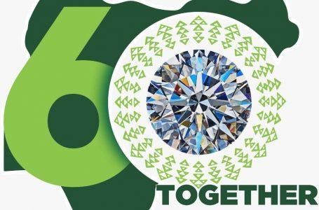 Buhari Unveils Independence Theme, 'Nigeria at 60' Logo