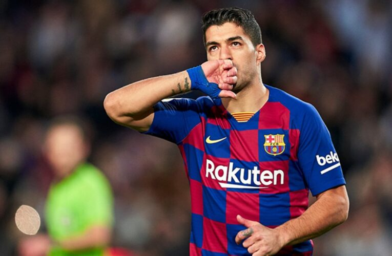 Luis Suarez Joins Atletico Madrid In €6m Transfer