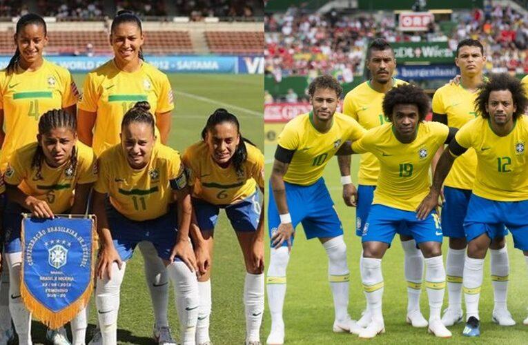 Brazil, England Announce Equal Pay To National Football Teams