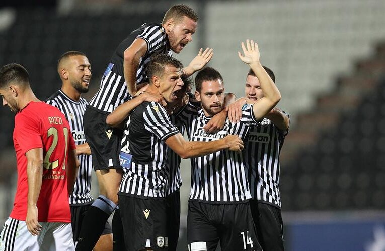 PAOK Sends Benfica Out Of UEFA Champions League Qualifying Round