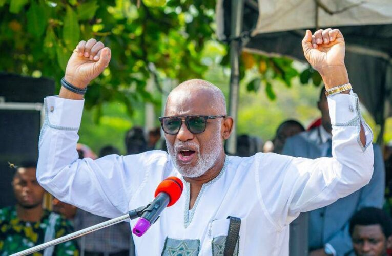 Akeredolu Wins Ondo State  Governorship Election