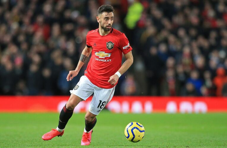 Champions League: Bruno Fernandes To Captain United Against PSG