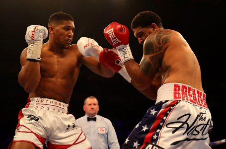Anthony Joshua Is The Fastest Puncher Since Tyson- Tony Bellew
