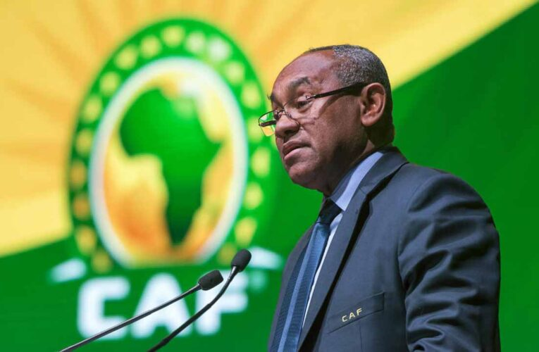FIFA Suspends CAF President Ahmad For Five Years