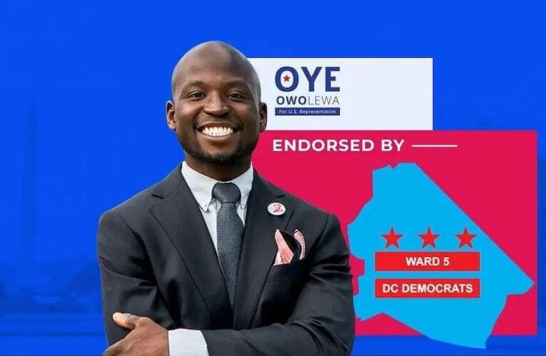 Oye Owolewa Sets To Become First Nigerian Congressman In The US Cabinet