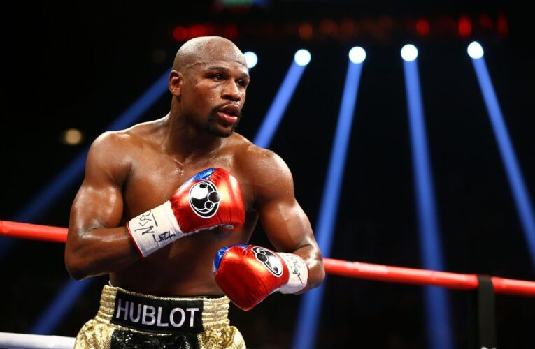 Floyd Mayweather Returns To The Ring In February 2021 For Fight In Tokyo