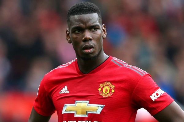 Manchester United Reduces Pogba's Asking Price To £53m