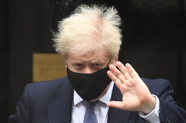 COVID-19: Boris Johnson Announces Four-Week Lockdown In England As Cases Surge