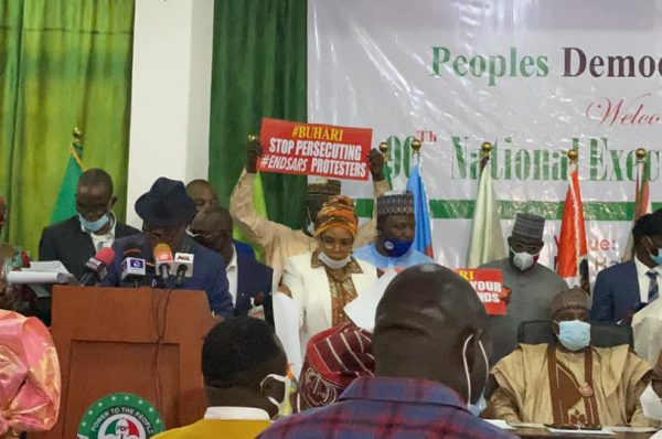 PDP Governors' Forum Meeting 'A Waste Of Time'– APC