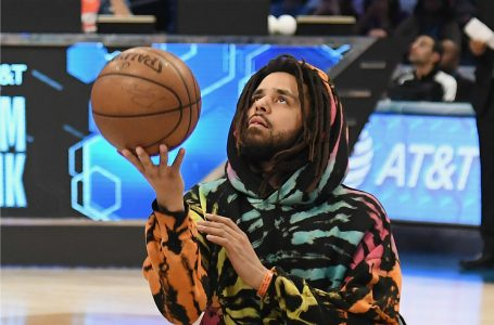 Video: Rapper J Cole Plays His First Game in the Basketball Africa League