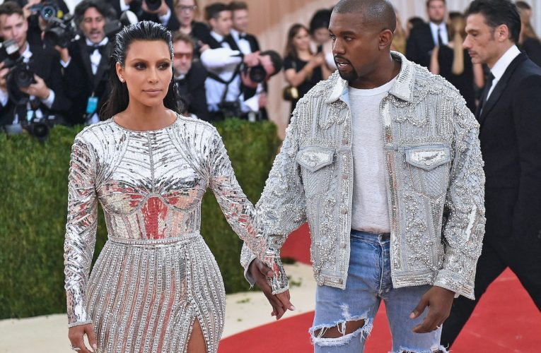 Kim Kardashian Pays Birthday Tribute To Enstranged Husband Kanye West