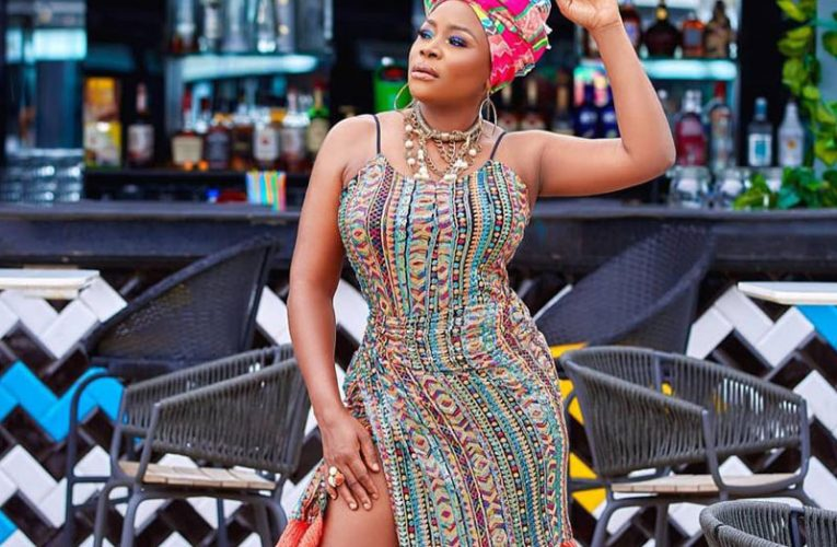I Got Married After Four Years Of Being A Baby Mama- Omawumi