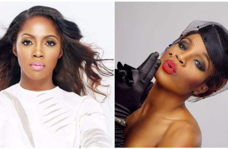 Video: Tiwa Savage, Seyi Shay Clash In Popular Lagos Salon
