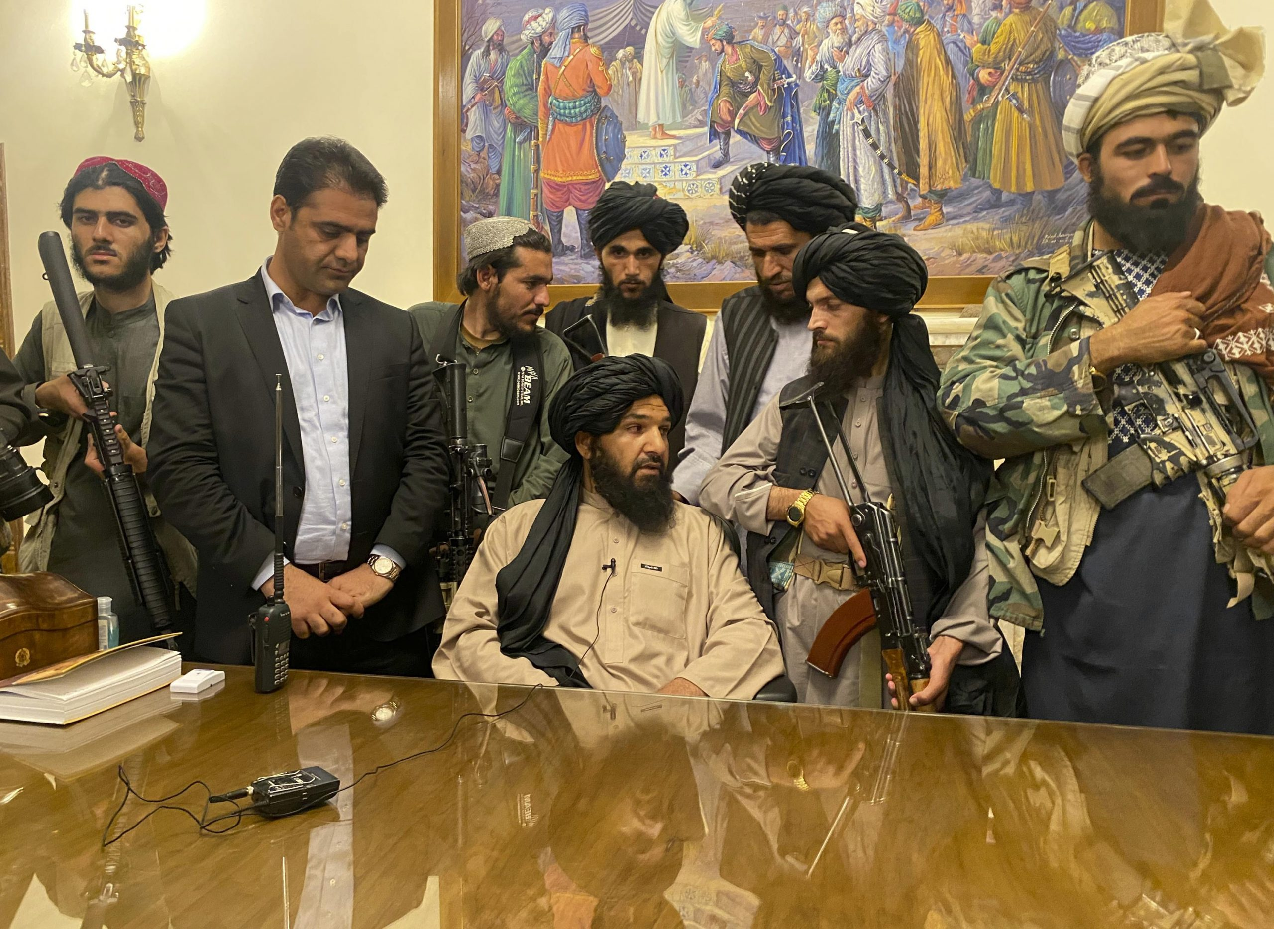 There Will Be Consequences If US, UK Troops Withdrawal Deadline Is Extended – Taliban