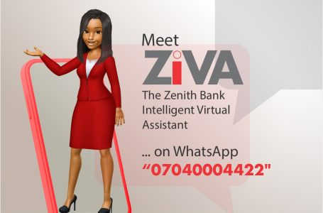 Zenith Bank Launches AI Powered Chatbot On WhatsApp