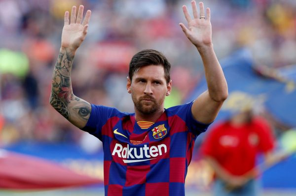 Lionel Messi To Arrive Paris Today For PSG