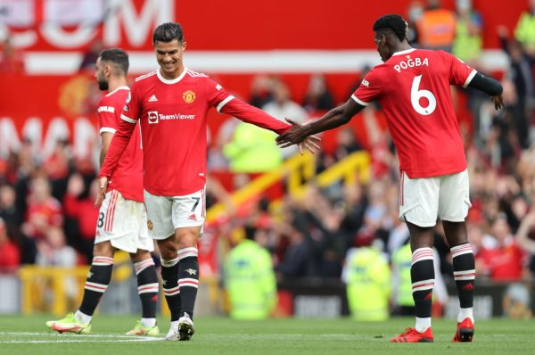 Pogba Considers Staying After Cristiano Ronaldo Return To Manchester United