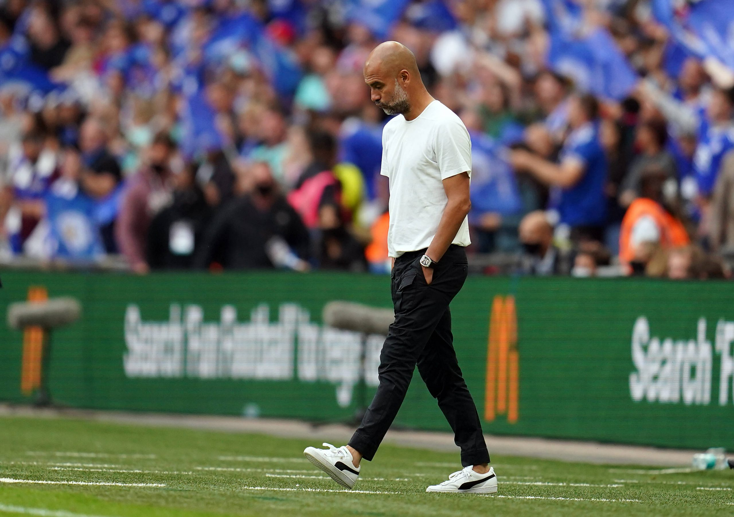 PSG vs Man City: Pep Guardiola Admits He Doesn't Know How To Stop Messi, Neymar, Mbappe