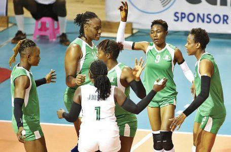 Nigeria's Women Volleyball Team Finish Fourth In Kigali