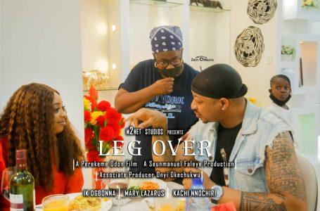 Leg Over: Seunmanuel Faleye Unveils IK Ogbonna, Mary Lazarus, Kachi Nnochiri as Cast Of New Romantic Thriller