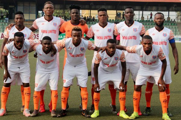 Nigeria's Akwa Utd Knocked Out Of 2020-2021 CAF Champions League