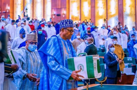 Buhari Presents N16.3trn 2022 Budget Proposal To National Assembly
