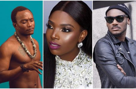 2Baba Accused Me Of Sleeping With Wife Annie- Brymo