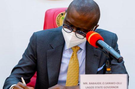 Sanwo-Olu Swears In 10 New Permanent Secretaries